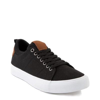 Alternate view of Mens Crevo Brennon Casual Shoe - Black