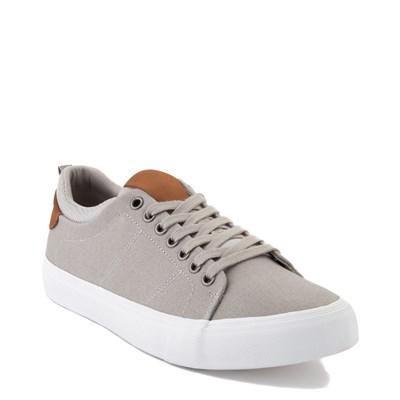 Alternate view of Mens Crevo Brennon Casual Shoe - Grey