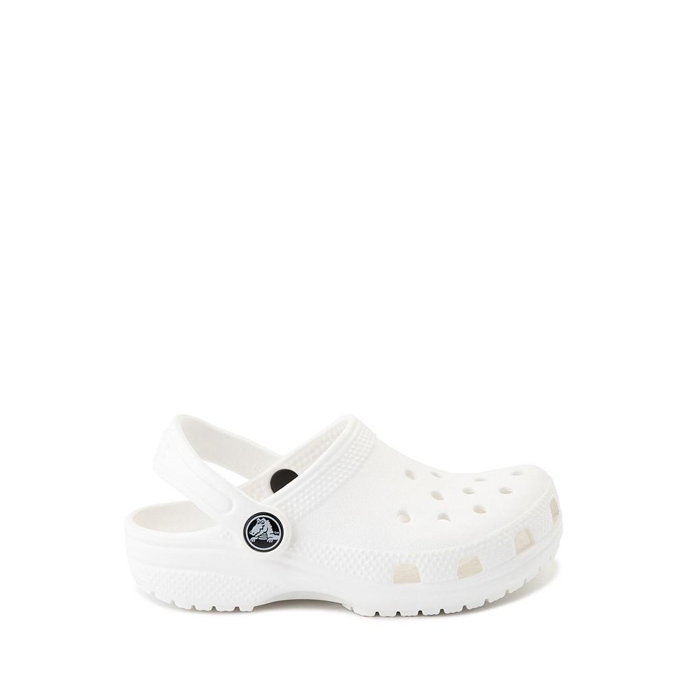 Crocs Classic Clog Sandal - Baby / Toddler / Little Kid - White