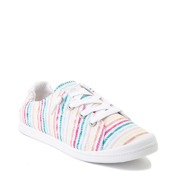 alternate image alternate view Womens Roxy Bayshore Casual Shoe - MultiALT1