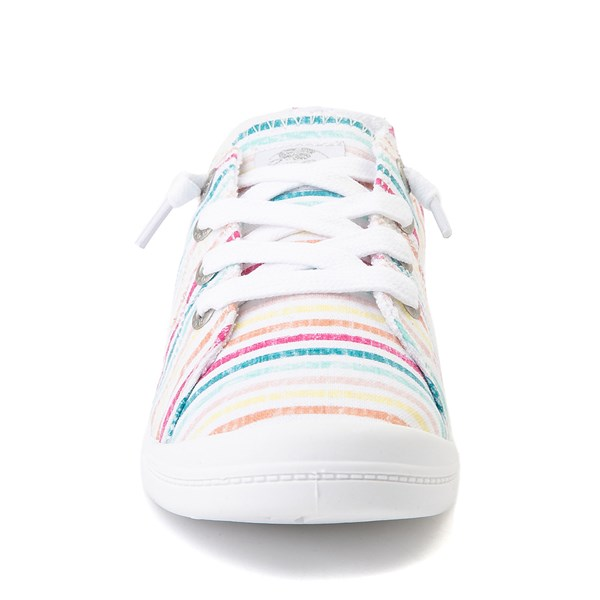 alternate image alternate view Womens Roxy Bayshore Casual Shoe - MultiALT4