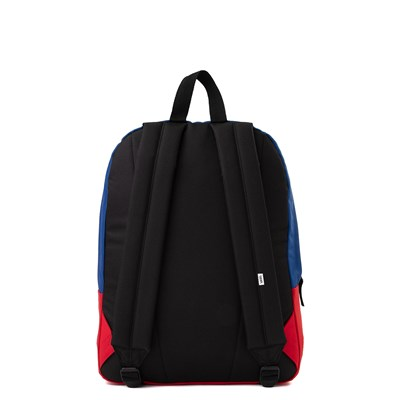 Alternate view of Vans Realm Patchy Backpack - Multi