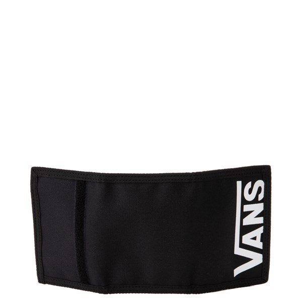 alternate image alternate view Vans Slipped Tri-Fold Wallet - BlackALT2