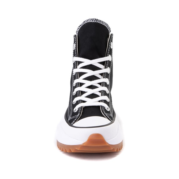 alternate image alternate view Converse Run Star Hike Platform Sneaker - Black / White / GumALT4