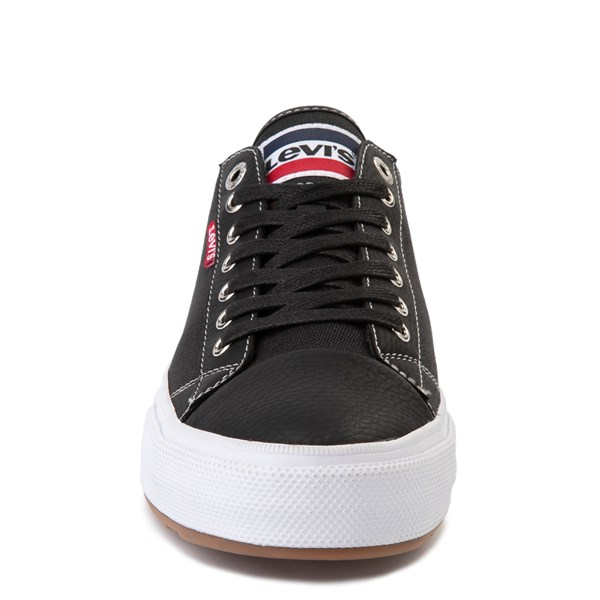 alternate image alternate view Mens Levi's Olympic Neil Casual Shoe - Black DenimALT4