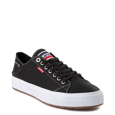 Alternate view of Mens Levi's Olympic Neil Casual Shoe - Black Denim