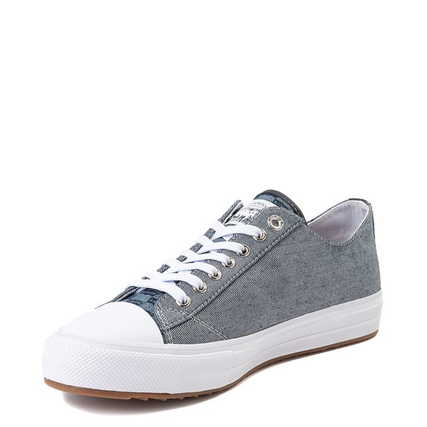 alternate image alternate view Mens Levi's Olympic Neil Casual Shoe - DenimALT3
