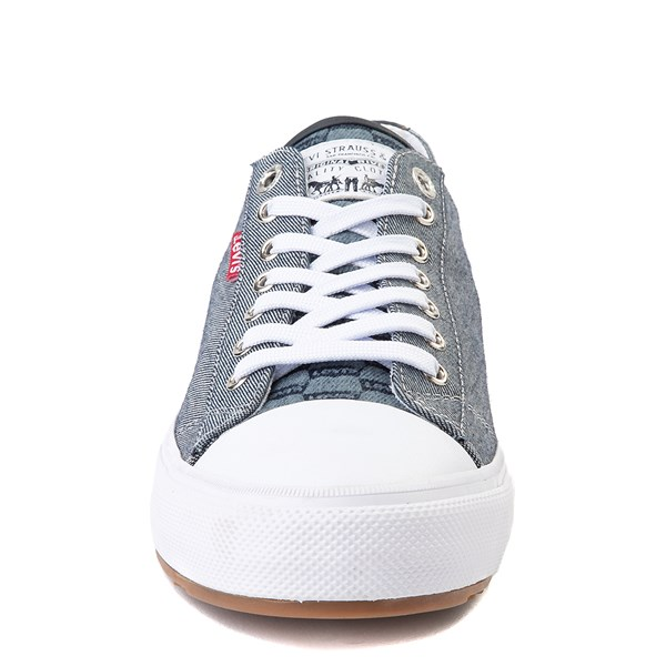 alternate image alternate view Mens Levi's Olympic Neil Casual Shoe - DenimALT4
