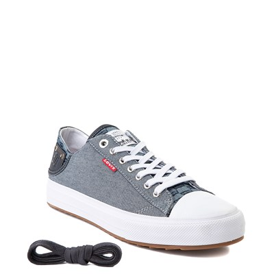 Alternate view of Mens Levi's Olympic Neil Casual Shoe - Denim
