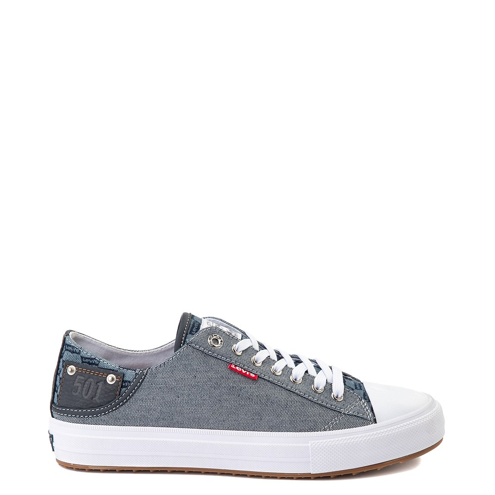 Mens Levi's Olympic Neil Casual Shoe - Denim