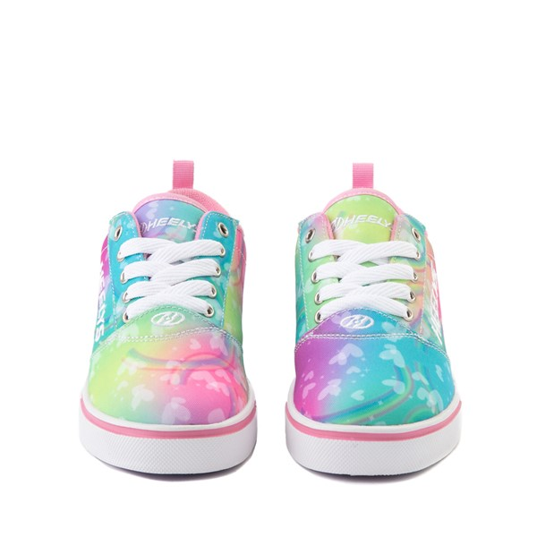 alternate image alternate view Heelys Pro 20 Tie Dye Rainbow Skate Shoe - Little Kid / Big Kid - MultiALT4