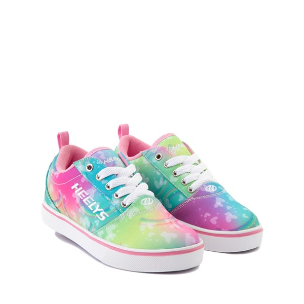 alternate image alternate view Heelys Pro 20 Tie Dye Rainbow Skate Shoe - Little Kid / Big Kid - MultiALT5