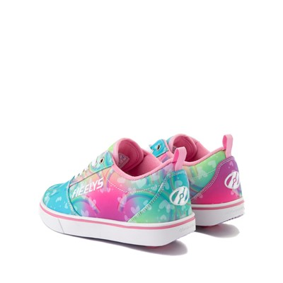 Alternate view of Heelys Pro 20 Tie Dye Rainbow Skate Shoe - Little Kid / Big Kid - Multi