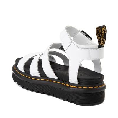 Alternate view of Womens Dr. Martens Blaire Hydro Sandal - White