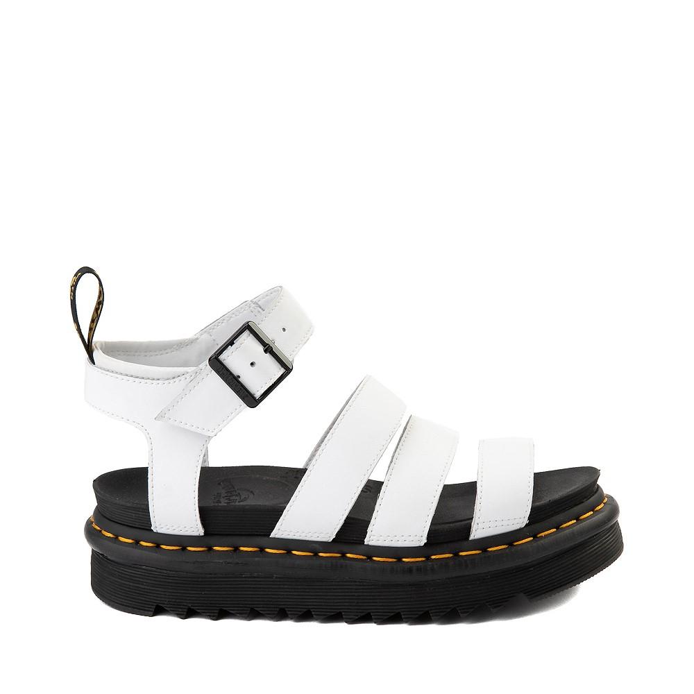 Womens Dr. Martens Blaire Hydro Sandal - White