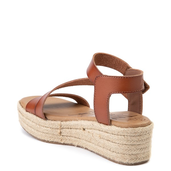 alternate image alternate view Womens Blowfish Lover Rope Wedge - ScotchALT2
