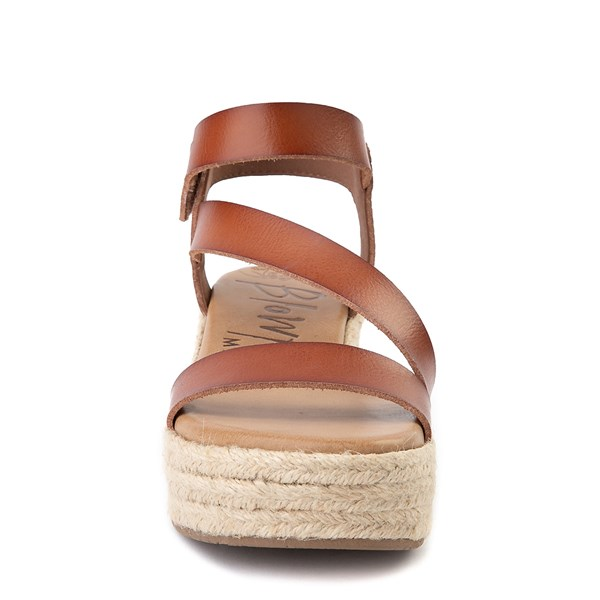 alternate image alternate view Womens Blowfish Lover Rope Wedge - ScotchALT4