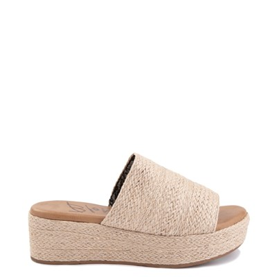 Main view of Womens Blowfish Leigh Wedge - Natural