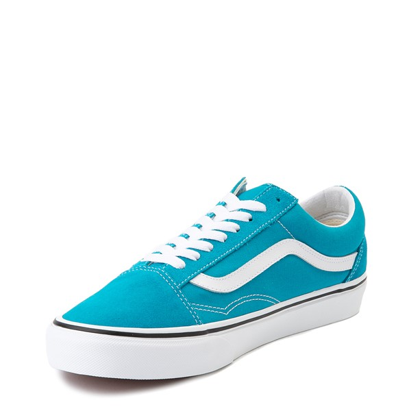 alternate image alternate view Vans Old Skool Skate Shoe - Caribbean SeaALT2