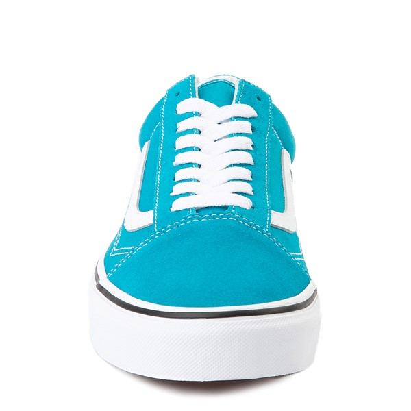 alternate image alternate view Vans Old Skool Skate Shoe - Caribbean SeaALT4