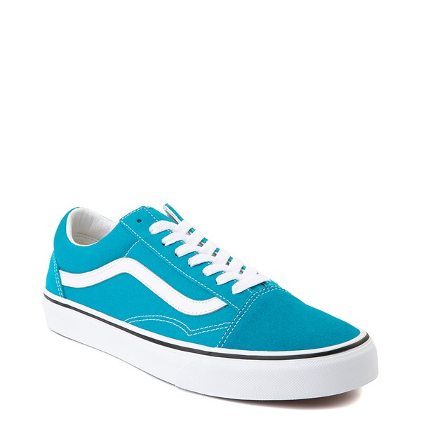 alternate image alternate view Vans Old Skool Skate Shoe - Caribbean SeaALT5