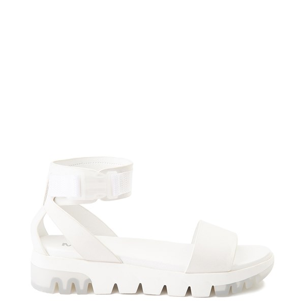 Main view of Womens MIA Ellyson Sandal - White