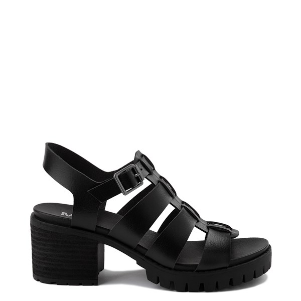 Main view of Womens MIA Tahna Gladiator Sandal - Black