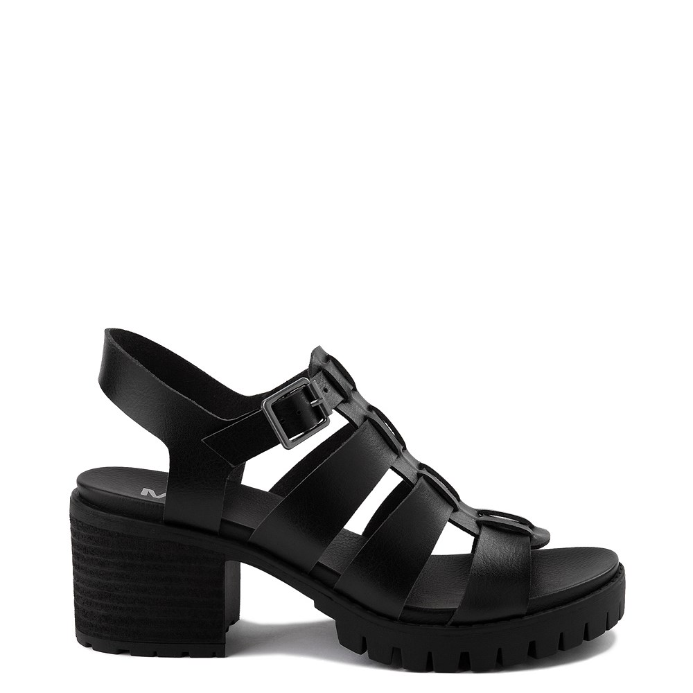 Womens MIA Tahna Gladiator Sandal - Black