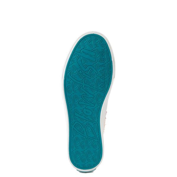 alternate image alternate view Womens Blowfish Play Slip On Casual Shoe - Tie DyeALT3