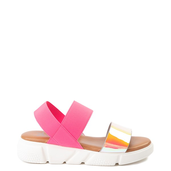 Main view of Womens Dirty Laundry Advocate Sandal - Pink