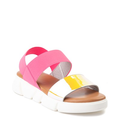 Alternate view of Womens Dirty Laundry Advocate Sandal - Pink