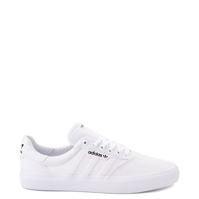 Main view of Mens adidas 3MC Skate Shoe - White