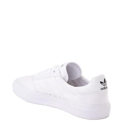 Alternate view of Mens adidas 3MC Skate Shoe - White