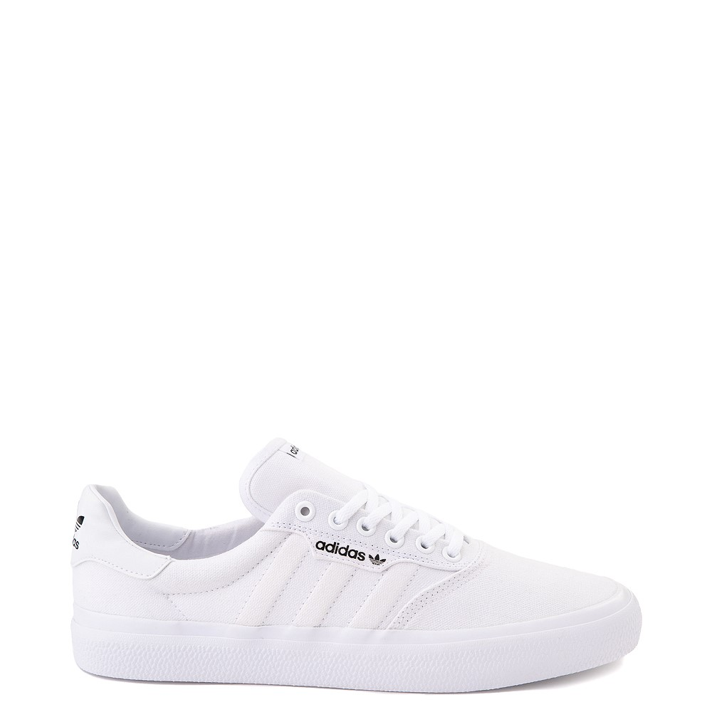 Mens adidas 3MC Skate Shoe - White