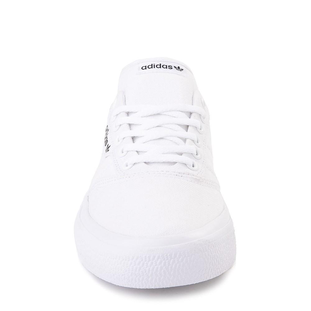 adidas 3mc white mens