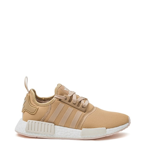 Womens adidas NMD R1 Athletic Shoe - Pale Nude / Rose