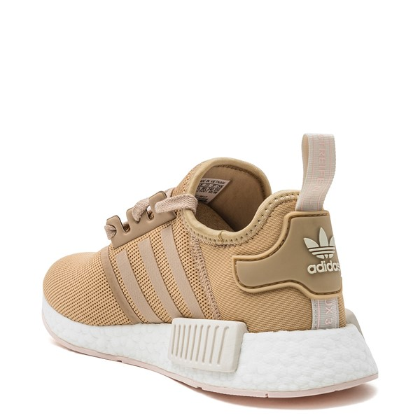 alternate image alternate view Womens adidas NMD R1 Athletic Shoe - Pale Nude / RoseALT1