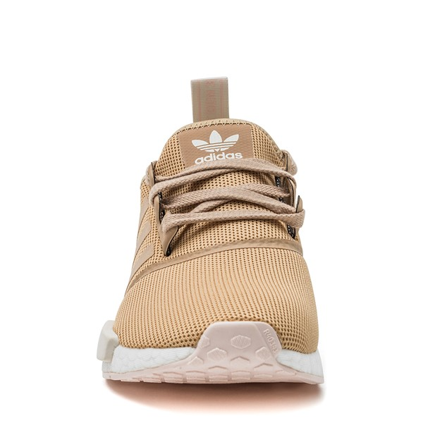 alternate image alternate view Womens adidas NMD R1 Athletic Shoe - Pale Nude / RoseALT4