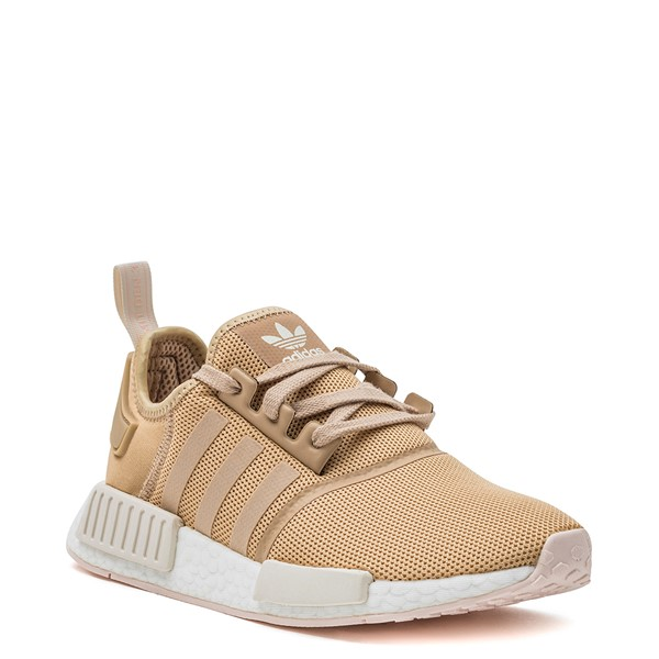 alternate image alternate view Womens adidas NMD R1 Athletic Shoe - Pale Nude / RoseALT5