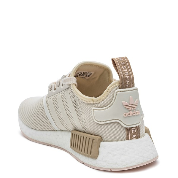 alternate image alternate view Womens adidas NMD R1 Athletic Shoe - Chalk / RoseALT2