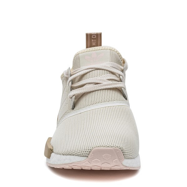 alternate image alternate view Womens adidas NMD R1 Athletic Shoe - Chalk / RoseALT4