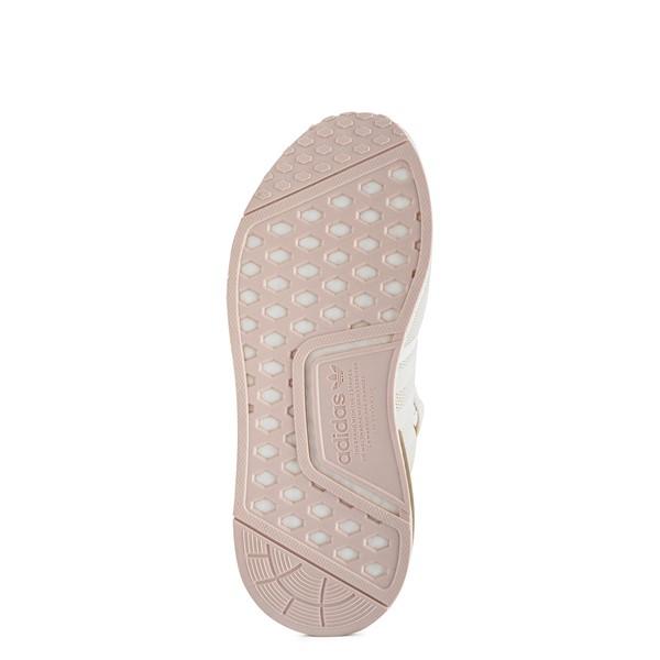 alternate image alternate view Womens adidas NMD R1 Athletic Shoe - Chalk / RoseALT5