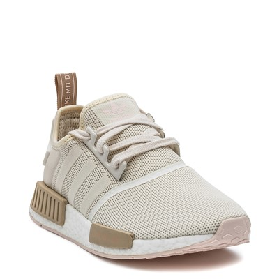 Alternate view of Womens adidas NMD R1 Athletic Shoe - Chalk / Rose