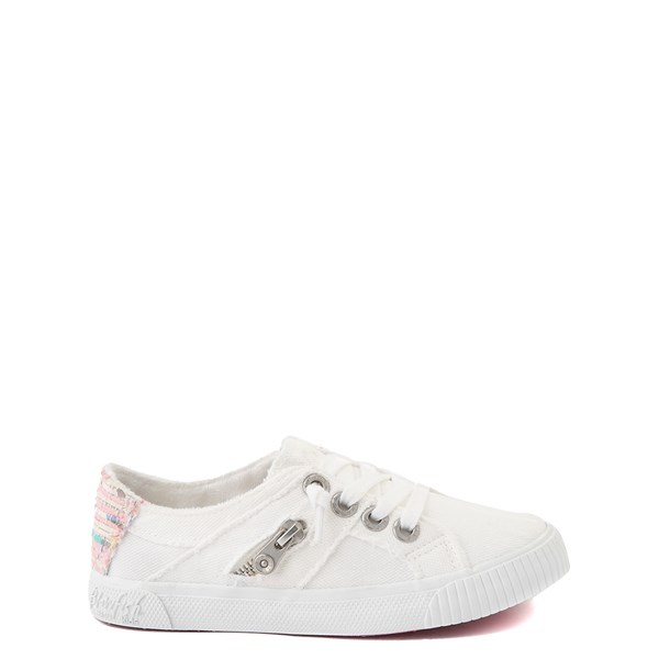 Main view of Blowfish Fruit Slip On Casual Shoe - Little Kid / Big Kid - White / Multi