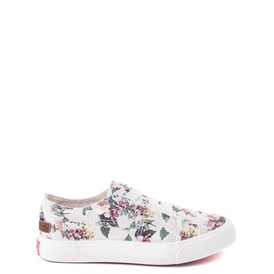 Main view of Blowfish Marley Slip On Casual Shoe - Little Kid / Big Kid - Grey / Floral