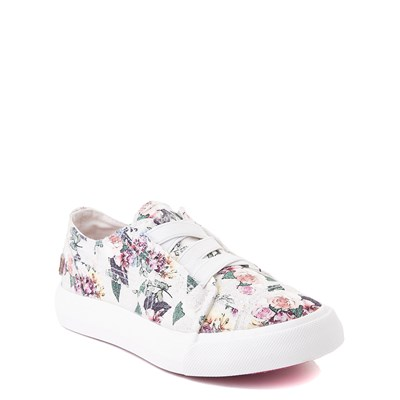 Alternate view of Blowfish Marley Slip On Casual Shoe - Little Kid / Big Kid - Grey / Floral