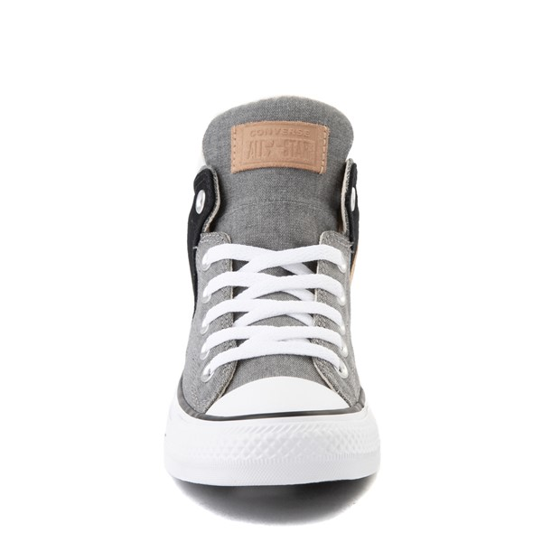 alternate image alternate view Converse Chuck Taylor All Star High Street Sneaker - Black / GreyALT4