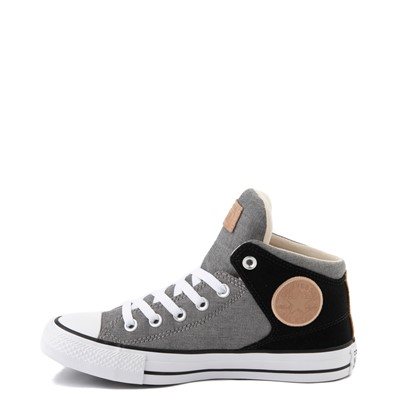 Alternate view of Converse Chuck Taylor All Star High Street Sneaker - Black / Grey