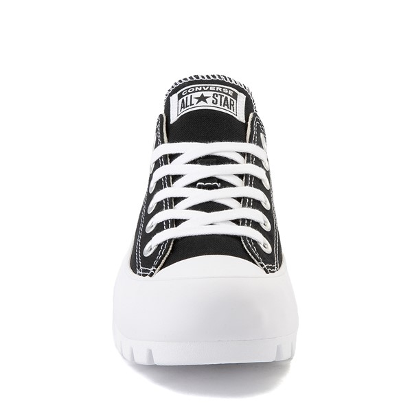alternate image alternate view Womens Converse Chuck Taylor All Star Lo Lugged Sneaker - BlackALT4