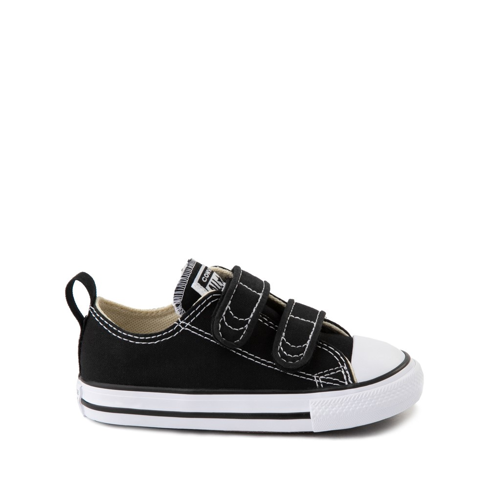 Converse Chuck Taylor All Star 2V Lo Sneaker - Baby / Toddler - Black